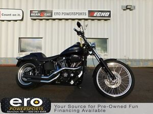 2009 Harley Davidson NIGHT TRAIN FXSTB