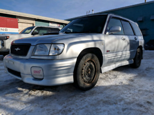 2001 JDM RHD Forester STB STI TRADE ONLY
