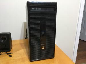 prodesk 405 (AMD A8-6410) desktop computer