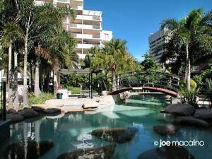 Beautiful beach and pools in the centre of Brisbane
