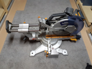 "Mitre Saw - Dual-bevel sliding compound saw - 12"" diameter"