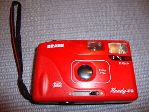 Appareil photo Braun, Handy-F2, VINTAGE