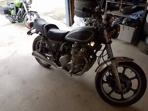 Great Project! 81 KZ750 LTD