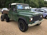 1998 Land Rover Defender Hi Capacity PickUp Tdi PANEL VAN Diesel Manual