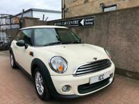 12 62 MINI ONE 1.6 16V 3DR WHITE BLUETOOTH BODYKIT LOW MLS ALLOYS AIRCON