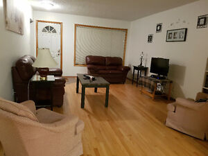 Main floor for rent by NAIT