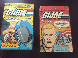 G.I. Joe Beta Videocassette tapes Peterborough Peterborough Area image 1