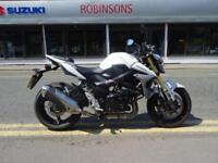 2015/65 Suzuki GSR750AL5 with only 82 miles from new!!!