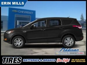 2014 Ford Escape SE  Leather Sunroof Navigation AWD