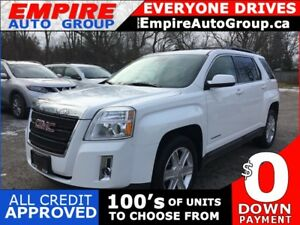 2012 GMC TERRAIN SLE-2 * REAR CAM * BLUETOOTH * SAT RADIO SYSTEM