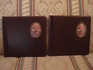 2 Large Photo Albums. London Ontario image 1