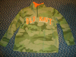 "Boys Size 5/6 ""XS"" fleece by Old Navy Kingston Kingston Area image 1"