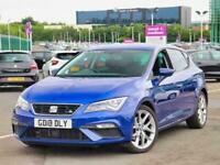 2018 SEAT Leon 1.8 TSI FR Technology 5dr DSG Auto Hatchback Petrol Automatic