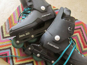 Rollerblade Zetra 303 size 8 only $35 pair