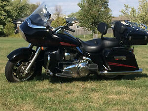 2008 HARLEY DAVIDSON ROAD GLIDE FLTR LOW KMS MINT