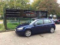 Volkswagen Golf 1.6TDI 2012 Match, FINANCE AVAILABLE!!!