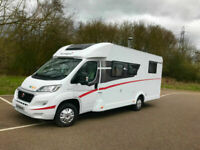 Sunlight T68 (part of the Hymer Group) - call us on 01992713398