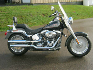 $13,499 · 2008 Harley Davidson Softail Fatboy ONLY 17,140KMS!!