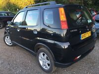 SUZUKI IGNIS GLX VVT-S 4GRIP FULL SERVICE HISTORY 1 OWNER FROM NEW