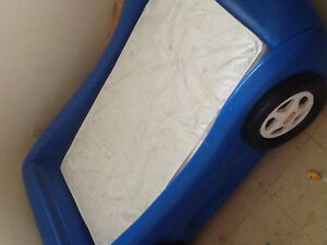 Cars toddler bed with matters London Ontario image 2