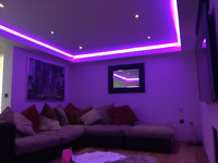 Led light installation and sale