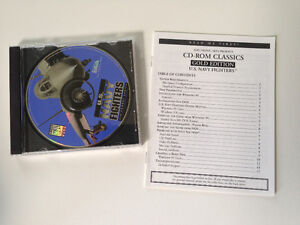U.S. Navy Fighters Gold (PC, 1995)