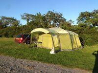 Vango Nadina 600 Family Tent X Large 6 man tent.