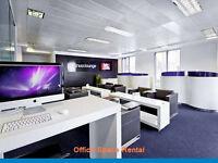 Co-Working * Morrison Street - Central Edinburgh - EH3 * Shared Offices WorkSpace - Edinburgh