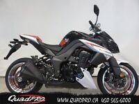 2013 Kawasaki Z1000  SE 44,23$/SEMAINE