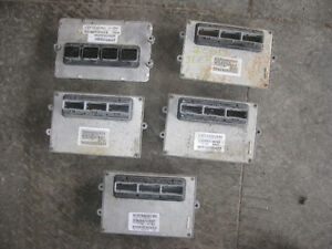 Jeep TJ Engine control modules