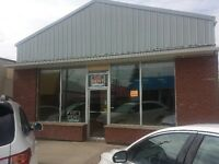 FOR LEASE/SALE-Main Street Barrhead Renovated Space 2700 sq feet