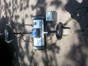 Electronic Golf Cart Reduced