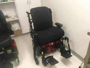 Brand new, never used 23x18 HD power wheelchair