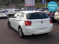 2012 BMW 1 SERIES 116d EfficientDynamics 5dr
