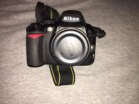 Nikon d3100 vgc body only