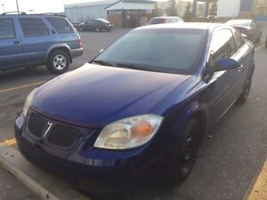 2007 Pontiac G5 LOW KMS with winter tires