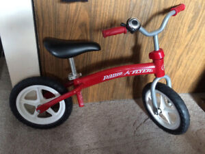 New RADIO FLYER KICKBIKE and TRICYCLE