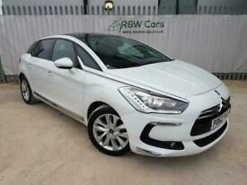 image for 2012 Citroen DS5 1.6 E-HDI AIRDREAM DSTYLE EGS 5d 115 BHP Hatchback Diesel Semi