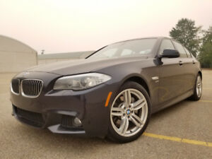 2012 BMW 5 series 4dr 535i Xdrive