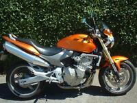 Honda CB600F Hornet Motorcycle