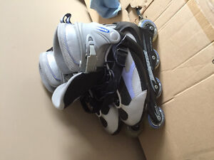 Roller blades for sale - size ten - mint condition