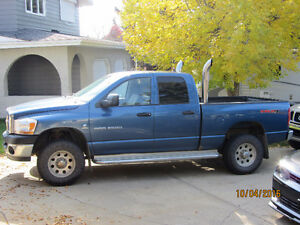 2006 Dodge Power Ram 2500 Pickup Truck-- Diesel