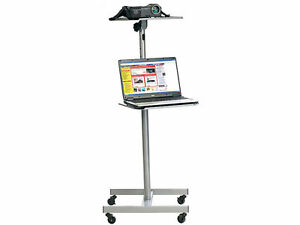 Tavolino tavolo supporto porta videoproiettore pc notebook - Tavolino porta pc portatile ...