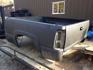 "Short box for Chevy 6'6"" Revelstoke British Columbia image 3"