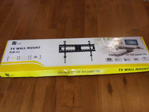 Support tele / tv mount