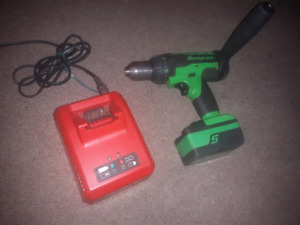 SNAP ON 18 VOLT LITHIUM DRILL AND CHARGER HANOVER AREA