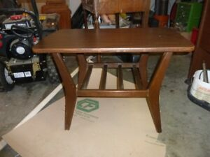 Cool mid century side table