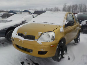 2004 Toyota Echo Now Available At Kenny U-Pull Cornwall Cornwall Ontario image 1