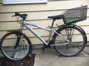 Do-it-all Norco commuter bicycle