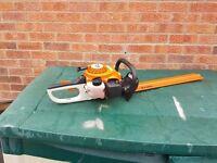 Stihl HS45 hedge Trimmer cutter 2013 model